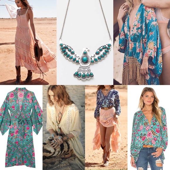 561c4c649f8 Spell   The Gypsy Collective Dresses
